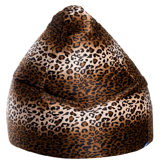 sitzsack fell imitation afro weiches webpl sch. Black Bedroom Furniture Sets. Home Design Ideas