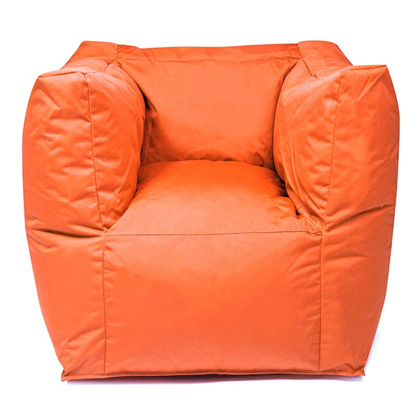 Sessel villey outdoor orange sitting center for Sessel orange