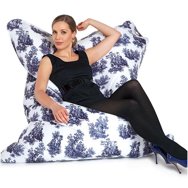 sitzkissen fashion bull sitting bull riesen design sitzsack. Black Bedroom Furniture Sets. Home Design Ideas