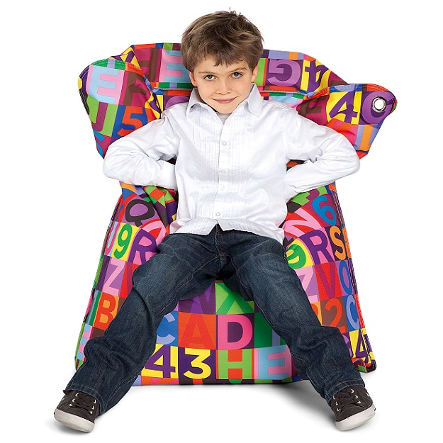 sitzkissen fashion bull kindersitzsack 119 7 designs. Black Bedroom Furniture Sets. Home Design Ideas