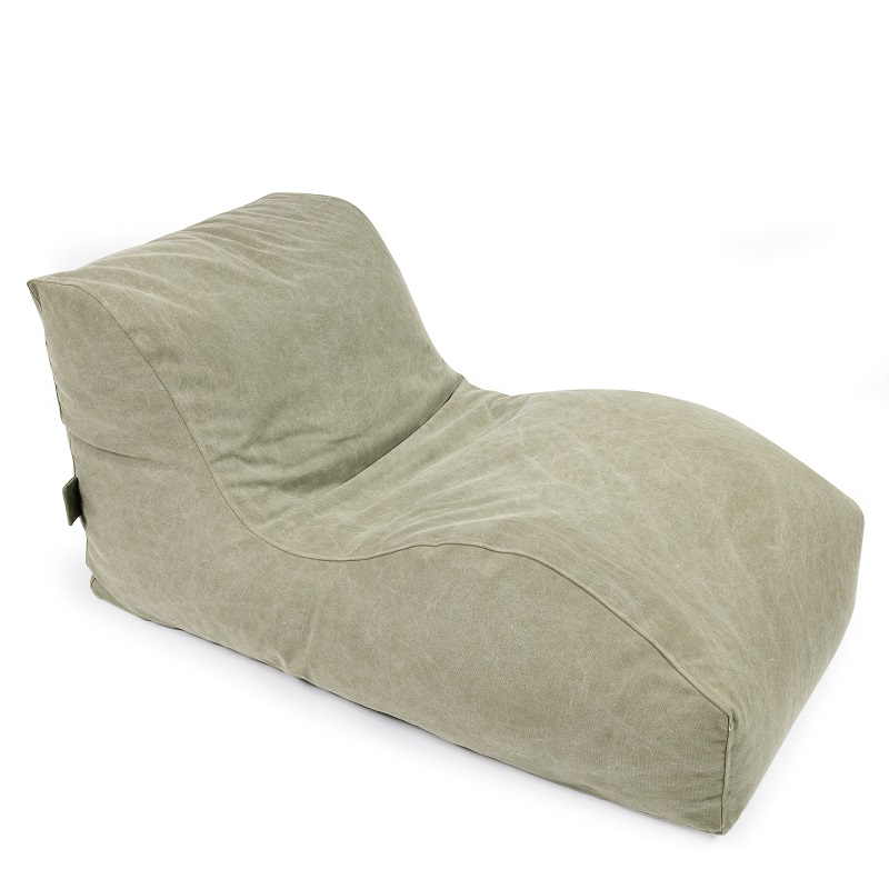 canvas loungeliege outbag lounger loungesessel stonewashed. Black Bedroom Furniture Sets. Home Design Ideas