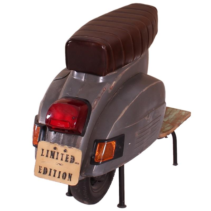 Roller Italienischer Roller Hocker Sitzhocker Barhocker Vespa