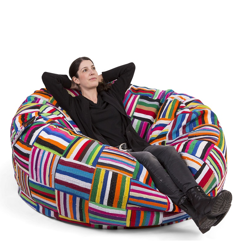 riesensitzsack afrika sitzsack baumwollsitzsack handmadesitzsack patchwork. Black Bedroom Furniture Sets. Home Design Ideas