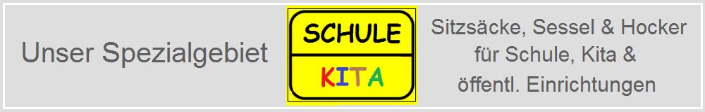 Ihr Spezialist für Schule & Kita | Sitzsäcke & Möbel