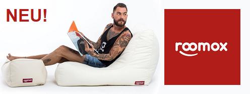 ROOMOX - Premium Lounge Liegen überzeugen mit erstklassigem Komfort & Design! Ab € 139,-